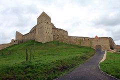 Rupea Fortress Royalty Free Stock Photography