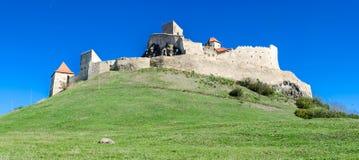 Rupea fortress,medieval landmark of Transylvania Stock Image