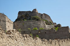 Rupea fortress in Romania Stock Photo