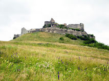 Rupea fortress in Romania Royalty Free Stock Photo