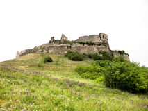 Rupea fortress in Romania royalty free stock images