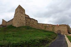 Rupea Fortress - ruins Royalty Free Stock Photos