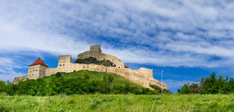 Rupea Fortress, Transylvania, Romania Royalty Free Stock Photo