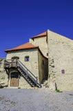 Rupea fortress (transylvania romania) Stock Images