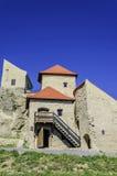 Rupea fortress (transylvania romania) Royalty Free Stock Photography
