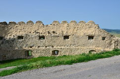 Rupea fortress Royalty Free Stock Photo