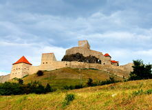 Rupea (Reps) Fortress Royalty Free Stock Photos