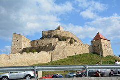 Rupea (Reps) fortress Royalty Free Stock Photo