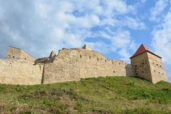 Rupea (Reps) Fortress Royalty Free Stock Photography