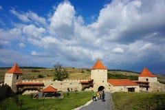 rupea twierdzy Romania obraz stock