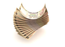 Rupee Currency Royalty Free Stock Photography
