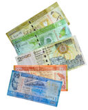 Rupee isolated Royalty Free Stock Photography