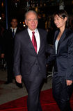 Rupert Murdoch, Wendi Deng стоковое фото