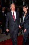 Rupert Murdoch, Wendi Deng стоковая фотография