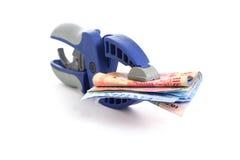 Rupiah - politikbegrepp för åtsittande pengar Arkivfoton