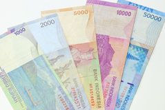Rupiah Small Notes Royalty Free Stock Photo