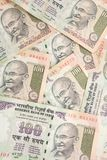 Rupie indiane Fotografia Stock