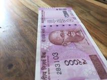 2000 rupieanmärkning arkivbilder