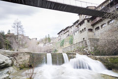 Rupit river Royalty Free Stock Photo