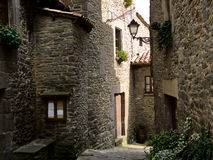 Rupit, Spain Stock Image