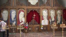 Rupite W kościół święty Petka, Bułgaria zbiory