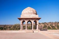 Rupmati Pavilion, Mandu Stock Images