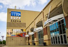 Rupp Arena Stock Photos