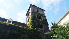 Ruprechtskirche Wiedeń Austria &-x28; St Rupert s Church&-x29; Zdjęcia Stock