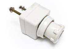 Rupteur électrique européen photo stock