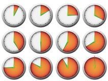 Rupteur d'allumage de chronomètre Image stock