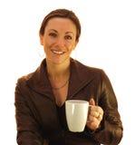 Ruptura de café foto de stock royalty free