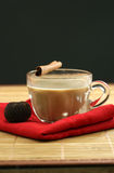 Ruptura de café Imagem de Stock