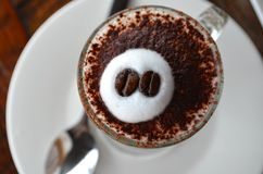 Ruptura de café Imagem de Stock Royalty Free