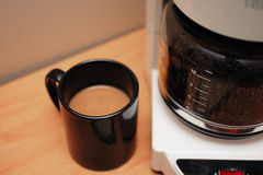 Ruptura de café Foto de Stock