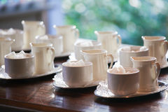 Ruptura de café Fotografia de Stock Royalty Free