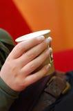 Ruptura de Coffe Fotografia de Stock