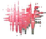Ruptura do coração Imagens de Stock