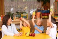 Ruptura para frutas Fotos de Stock Royalty Free