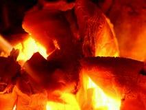 Ruptura quente com o grau de ebulição imagem de stock