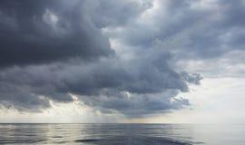 Rupture de l'horizon Image libre de droits
