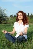 Rupture pour la relaxation Photographie stock libre de droits