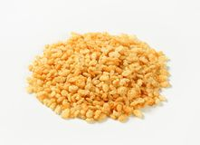 Ruptures de riz image stock
