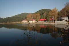 Ruqin jeziora ogród botaniczny Fotografia Royalty Free