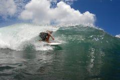 rura przejażdżkę surfowania Zdjęcie Royalty Free