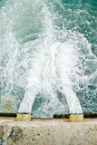 rura rynsztokowa Zdjęcia Stock