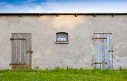 Rural  architecture Royalty Free Stock Photos