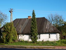 Rural architecture, Poland Royalty Free Stock Photography