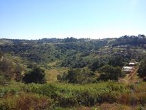 Rural Areas in St faiths in Kzn Royalty Free Stock Photo