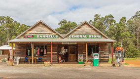 Rural Australian General Store Royalty Free Stock Photography