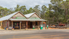 Rural Australian General Store Stock Image
